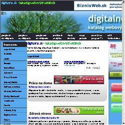 64e91d9ad742 Digitalne.sk digitalne.sk - katalóg webových stránok informácie o ...