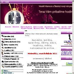 c4bc6e0d9124 Topanky-moda.sk Topánky móda online shop - Dámska obuv